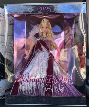 2005 Bob Mackie Holiday Barbie for Sale in Rossmoor, CA
