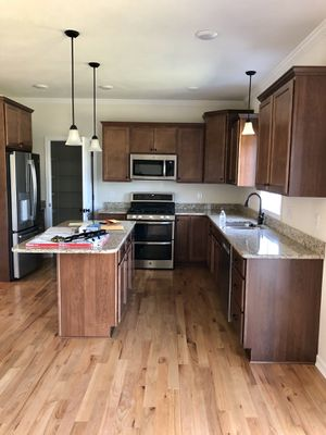 Kitchen cabinets and granite countertop for Sale in Brewerton, NY