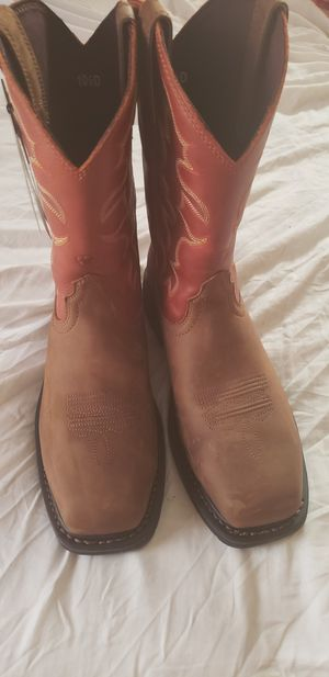Airat boots size 10/2 for Sale in Joshua, TX