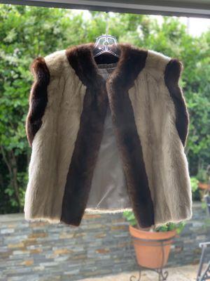 Real Fur Vest / Coat for Sale in Santa Monica, CA