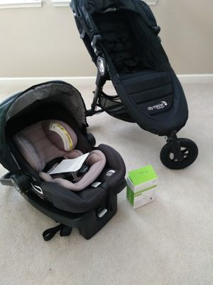 City mini GT Travel System Black for Sale in San Jose, CA