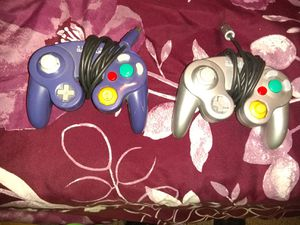 Game cube controllers Zelda Wii remote and controller Skylanders with portal for Sale in Haines City, FL