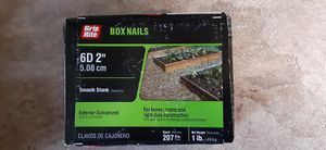 Brand new boxes of nails for Sale in Winter Garden, FL