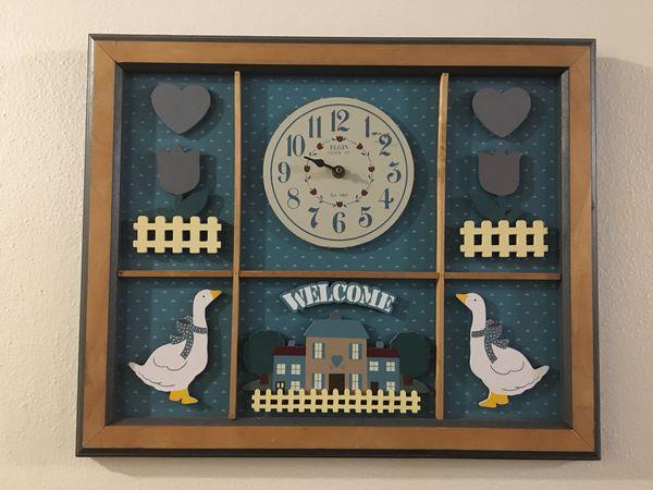 Antique Elgin Clock