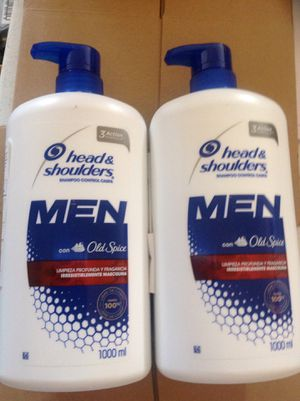 Head and Shoulders with Old Spice for Sale in Jurupa Valley, CA