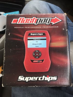 Ford Gas Vehicles Superchip Flashpaq **new in box** for Sale in Eloise, FL