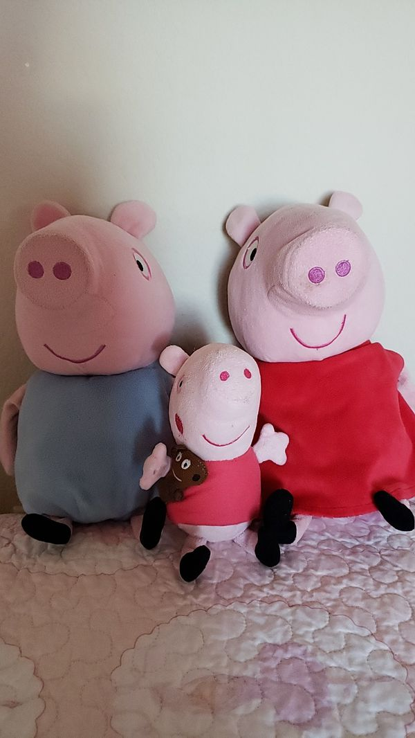 Giggle and wiggle peppa pig battery operated