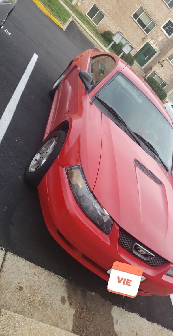 Mustang 2002 marca ford