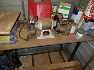 Bench Grinder with Instructions for Sale in Atlanta, GA