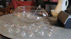 Punch bowl for Sale in Shaker Heights, OH