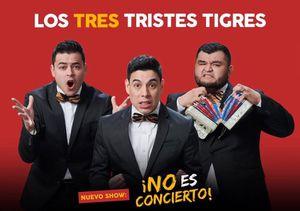 2 ticket para los tres triste tigres for Sale in San Antonio, TX