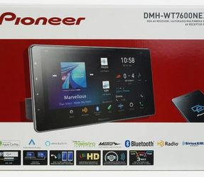"Pioneer DMH-WT7600NEX 9"" HD 1-DIN Digital Media Receiver with Alexa Built-in for Sale in San Diego,  CA"
