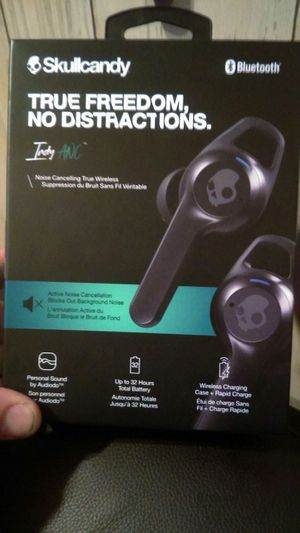 Skullcandy Noise Canceling Wireless Earbuds for Sale in Vacaville, CA