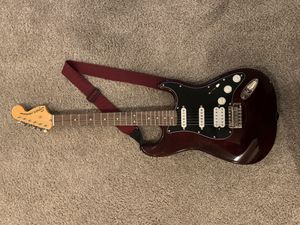 Squier 70' Stratocaster & Marshall Amp for Sale in Bend, OR