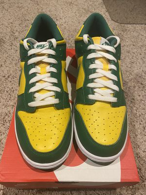 Nike dunk low Brazil size 11.5 $300 for Sale in Puyallup, WA