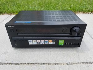 ONKYO RECEIVER WITH HDMI for Sale in Oxon Hill, MD