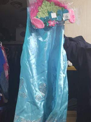 Princess poppy Trolls costume for Sale in La Verne, CA