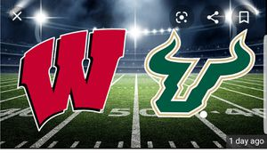usf tickets 4 two.. for sale decided i wasint gone go for Sale in Gulfport, FL