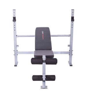 CAP heavy duty weight bench with leg extension for Sale in Renton, WA