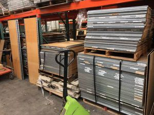 Back room shelving in excellent condition for Sale in Orlando, FL