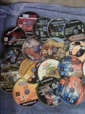 PS 2 games for Sale in Medford, OR