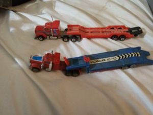 Vintage 18 wheels collectable toys for Sale in Grand Prairie, TX