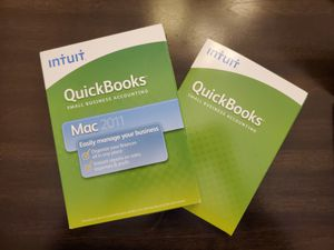 QuickBooks Small Business Accounting for Mac 2011 for Sale in Upland, CA