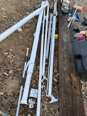 Rv motorhome awning arms and spring for Sale in Carlsbad, CA