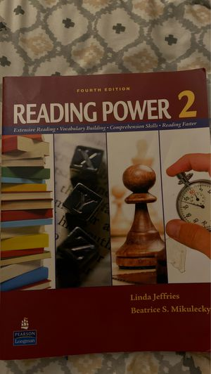 Reading power 2 for Sale in Castro Valley, CA