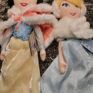 Disney Princess Plush Dolls for Sale in Chino, CA