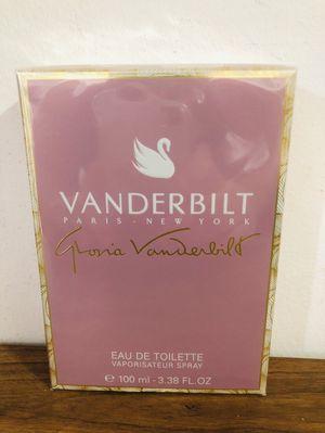 Gloria Vanderbilt women eau de toilette 100 ml original for Sale in Miami, FL