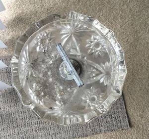 Antique glass ashtray for Sale in Glen Burnie, MD