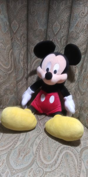 "Mickey Mouse: 15"" Disney Parks plush for Sale in Gaithersburg, MD"