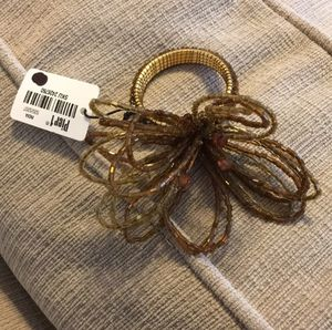 Pier 1 Napkin Rings Set for Sale in Taylors, SC