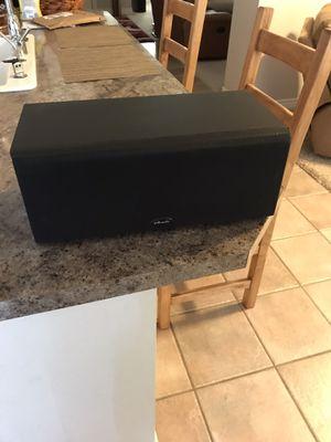 Polk audio center Channel speaker for Sale in Fort McDowell, AZ