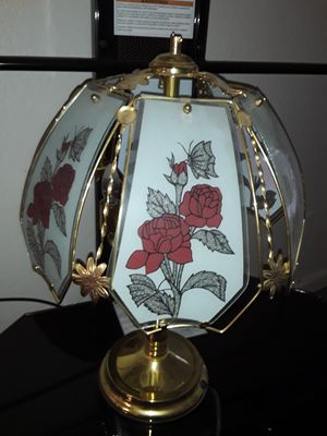 Touch lamp for Sale in Stockton, CA