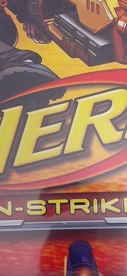 NERF N-STRIKE (Nintendo Wii + Wii U) for Sale in Lewisville,  TX