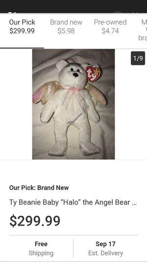 Rare beanie baby for Sale in Augusta, KS