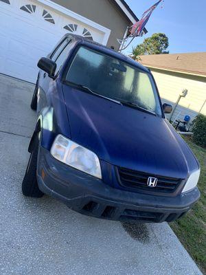 1999 Honda CRV for Sale in Jacksonville, FL