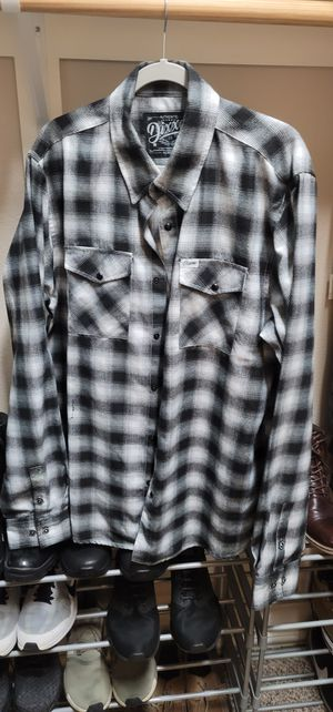 "Dixxon Flannel XLT ""The Heritage/Black and white"" for Sale in Mansfield, TX"