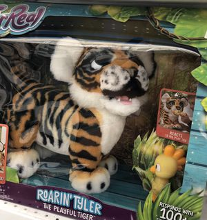 FurReal Roarin Tyler, the Playful Tiger Retail $117+T for Sale in Los Angeles, CA