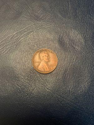 1944 s copper penny for Sale in Carrollton, TX