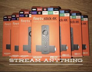 Update fire tv sticks HD stream for Sale in Chicago, IL