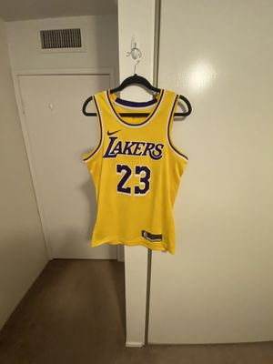 Los Angeles Lakers Lebron Jersey #23 for Sale in Waipahu, HI