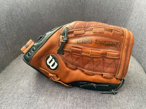 "Wilson Demarini 13"" softball glove for Sale in Falls Church, VA"