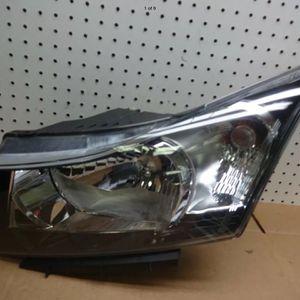 2011 2014 CHEVROLET CRUZE LEFT DRIVER HEADLIGHT OEM 2012 2013 #4228# for Sale in Compton, CA