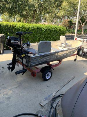 Valco aluminum boat 12ft for Sale in Alta Loma, CA