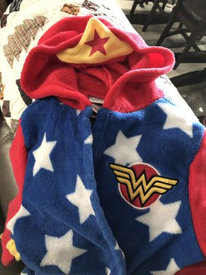 Wonder Woman Kids Robe for Sale in Bluffdale, UT