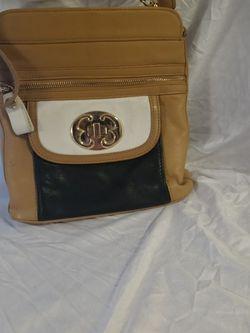 emma fox leather crossbody shoulder hipster bag for Sale in Huttonsville,  WV