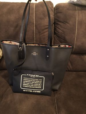 Reversable Coach tote for Sale in Denver, CO